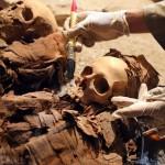 PENEMUAN BARU : Arkeolog Mesir Temukan Mumi Ahli Emas di Luxor