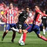 LIGA SPANYOL : Carrasco-Griezmann Bawa Atletico Bekuk Sevilla