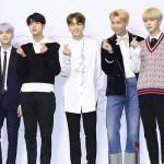 K-POP : BTS Jadi Bintang Tamu di Talk Show Amerika