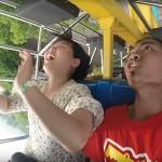 Bajindul Vlog saat liburan ke Korea Selatan (Youtube)