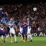 LIGA SPANYOL : Hasil & Klasemen: Barca Melesat, Madrid Tersendat