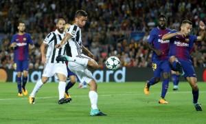 FC Barcelona vs Juventus (JIBI/REUTERS/Susana Vera)