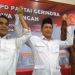 FOTO PILKADA 2018 : Ini Kandidat Gerindra untuk Pilgub Jateng
