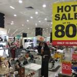 INFO BELANJA : Centro Diskon Produk Fashion Hingga 80%