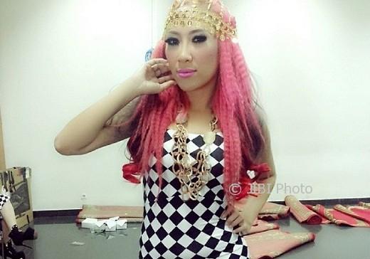 Dewi Sanca (Instagram)