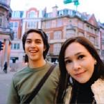 KABAR ARTIS : Hiii, Maia Estianty Ajak El Rumi Makan Serangga di London
