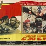 Lobby card Film Pengkhianatan G30S/PKI