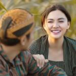 Vicky Shu Akan Menikah di Candi Borobudur