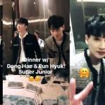 KABAR ARTIS : Senangnya, Gita Gutawa Makan Malam Bareng Personel Super Junior