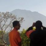 Efek Gunung Agung Sampai ke Jogja