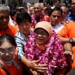 TRENDING TOPIC : Halimah Yacob Tuai Pujian dari Warganet