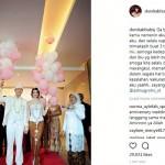 KABAR ARTIS : Ultah Pernikahan, Donita Dapat Surat Cinta Romantis