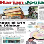 HARIAN JOGJA HARI INI : Kampus di DIY Sulit Dilembur