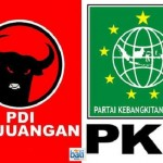 Ilustrasi koalisi PDIP dan PKB. (JIBI/Bisnis/Dok.)