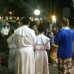 MALAM 1 SURA : Ada Misa Suran di Gua Maria Kerep