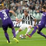 LIGA ITALIA : Bekuk Fiorentina, Juve Langsung Fokus Laga Selanjutnya