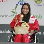 Cerita Laura Aurelia, Raih Emas Hingga Pecahkan Rekor di ASEAN Para Games 2017