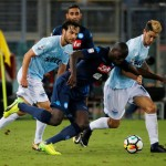 LIGA ITALIA : Lazio Dihajar Napoli, Cedera Pemain Jadi Biang Kerok