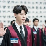 DRAMA KOREA : Gantengnya, Lee Jong Suk Jadi Jaksa di While You Were Sleeping