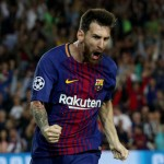 LIGA CHAMPIONS : Messi Akhirnya Bisa Taklukkan Buffon