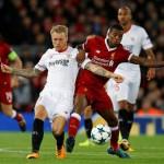 LIGA CHAMPIONS : Liverpool Diimbangi Sevila, Klopp Tak Sepenuhnya Kecewa
