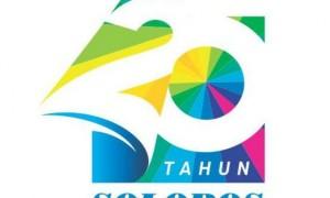 Logo 20 Tahun Solopos (Istimewa)