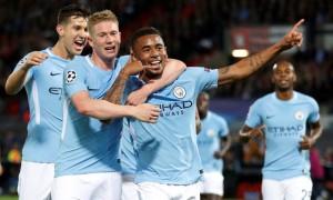 Manchester City (JIBI/Reuters/Carl Recine)