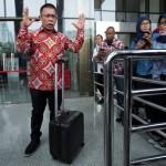 Bawa 5 Koper Dokumen, Pansus Angket KPK akan Lapor Jokowi