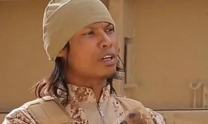 Megat Shahdan Abdul Samad, militan ISIS asal Singapura (Straitstimes.com)
