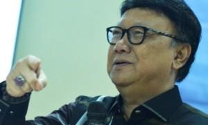 Menteri Dalam Negeri (Mendagri) Tjahjo Kumolo. (JIBI/Solopos/Antara/Wahyu Putro A.)