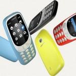 SMARTPHONE TERBARU : Nokia 3310 Kini Ada Versi 3G