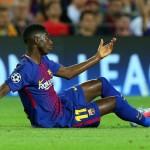 Baru Sembuh, Bintang Barcelona Cedera Lagi