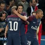 LIGA PRANCIS : Neymar-Cavani Tak Lagi Berebut Penalti
