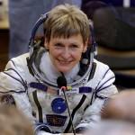 Astronaut AS Terlama di Ruang Angkasa Tiba di Bumi