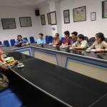 Kampanyekan Toleransi, Komnas Perempuan & Jejer Wadon Kunjungi Solopos