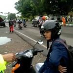 VIDEO VIRAL : Begini Cara Polisi Jelaskan Biker Yang Minta Surat Perintah Tilang