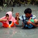 Kecewa, Inggris Desak Aung San Suu Kyi Atasi Krisis Rohingya