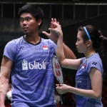 HONG KONG OPEN 2017 : Praveen/Debby Langsung Tumbang