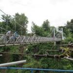 BANGUNAN CAGAR BUDAYA : Jembatan Duwet, Sempat Dirusak pada Masa Agresi Militer Belanda II
