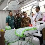 PT KAI Jogja Beri Pengobatan Gratis untuk Warga Masaran Sragen