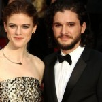 Pasangan Game of Thrones, Kit Harington dan Rose Leslie Bertunangan