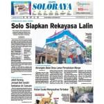 SOLOPOS HARI INI : Soloraya Hari Ini: Putri Jokowi Menikah, Pemkot Siapkan Rekayasa Lalin