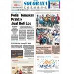SOLOPOS HARI INI : Soloraya Hari Ini: Polisi Temukan Praktik Jual Beli Los