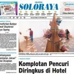 SOLOPOS HARI INI : Soloraya Hari Ini: Komplotan Pencuri Diringkus di Hotel