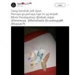 Sopir Taksi di Cirebon Terima Uang Berubah Jadi Daun, Sihir Kuno?