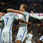 LAGA UJI COBA : Inggris Vs Brasil: Lawan Familier!