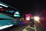 KECELAKAAN KULONPROGO : Bus Tabrak 5 Motor, Tewaskan 1 Pengendara Motor