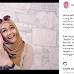 SENSASI ARTIS : Sebut Orang Bodoh Menakutkan, Rina Nose Sindir Netizen