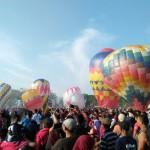 46 Tim Adu Kreativitas di Festival Balon Udara Ponorogo