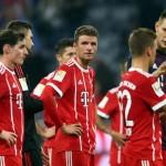 LIGA CHAMPIONS : Bisa Apa Bayern Tanpa Striker Murni?